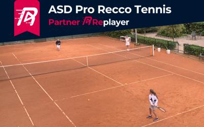 Pro Recco Tennis è l'apripista di Replayer